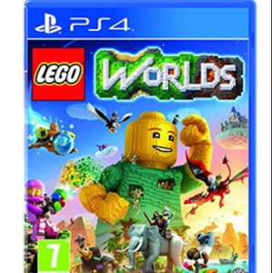 Lego Worlds (PS4) £13.99 @ Base