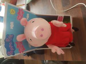 Laugh with Peppa £6.25  in-store Tesco litherland