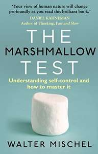 The Marshmallow Test: Understanding Self-control. Kindle edition £0.99p