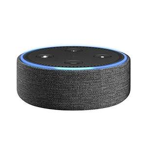 Amazon Echo Dot Case (fits Echo Dot 2nd Generation only), Charcoal Fabric for £9.99 prime / £13.98 non prime