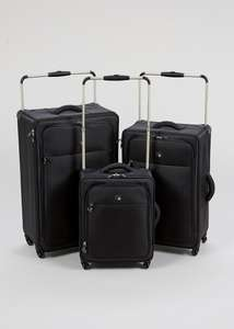 IT Luggage World's Lightest Collection 4 Wheel Suitcase was £45.00 now £30.00 @ Matalan