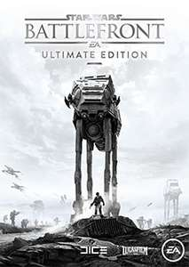 Star Wars Battlefront Ultimate Edition £4.16 @ Origin (PC)