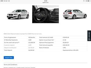 Sytner BMW various new deals