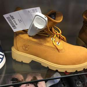 Kids timberlands £24.99 tkmaxx