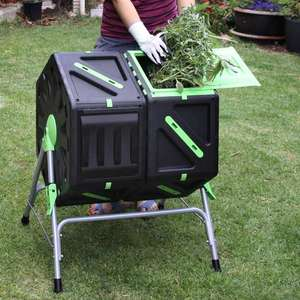 Dual Drum Tumbling Composter 49.99 @ Easy Life