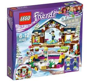 Lego friends Ice Rink (half price) £12.50 instore @ Tesco Hayes