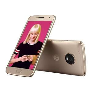 Motorola Moto G5S Plus in Blush Gold from Ballicom - £236.82 with free 7 day UK delivery