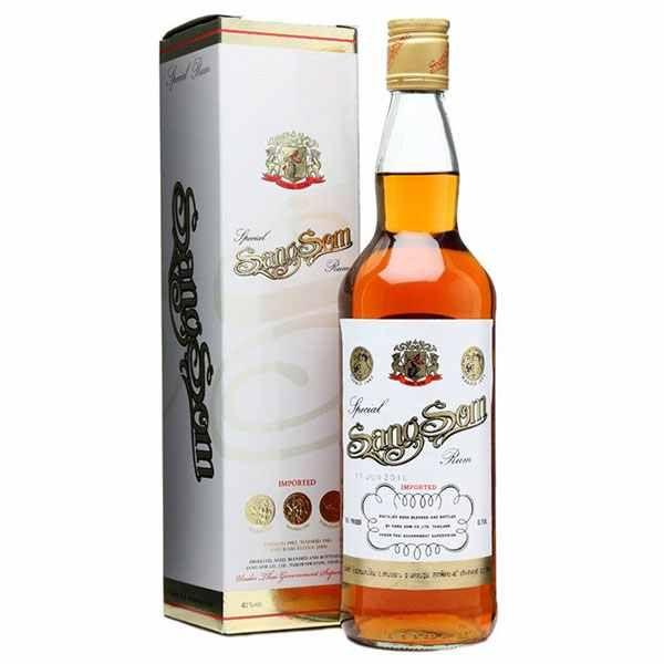 Sangsom Thai Rum 70cl - £10 instore @ M&S