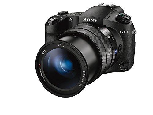Sony RX10 III (DSCRX10M3) 4K Premium Bridge Camera 24-600mm F2.4-4 Lens, 20MP (Cert Refurb) @ Amazon £792.29