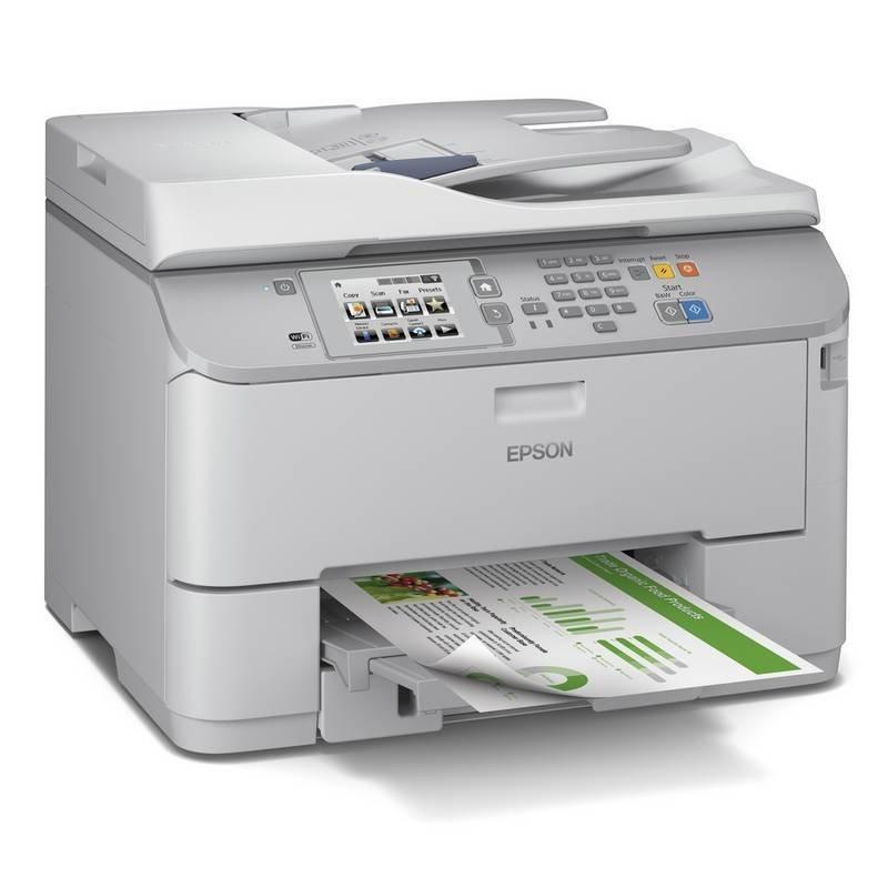 Epson Workforce WF-5620DWF Multifunction WiFi Inkjet Printer £144.50 (£64.50 after cashback) @ Ebuyer