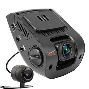 Rexing V1P Dual Front & Rear Dash Cam £56.99 Sold by REXING and Fulfilled by Amazon