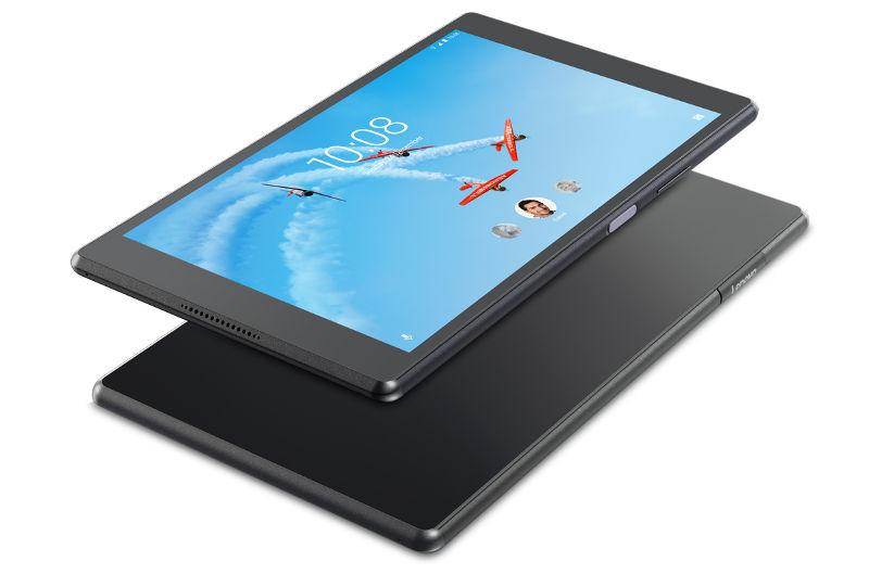 "Lenovo Tab 4 8 8"" 16gb 2gb Ram Black or White for £89 using code @ Tesco Direct (Free C&C)"