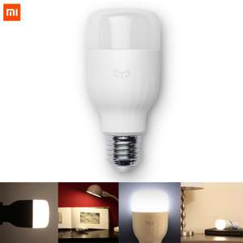 Original Xiaomi White Yeelight 220V E27 Smart LED Bulb £5.34 delivered @ Gearbest