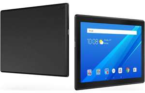 "Lenovo Tab 4 10 10.1"" 16GB with 2GB RAM Black or White £149 @ Tesco Direct (or add £1 item to use £25 off code)"