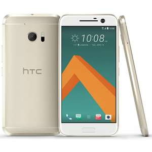HTC 10 32GB 4G LTE SIM FREE/ UNLOCKED - Gold £266.74 - eGlobal Central