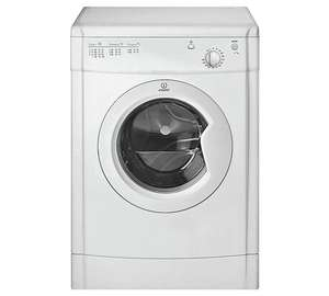Indesit Ecotime Vented 7KG Tumble Dryer £145 delivered w/code @ Tesco Direct