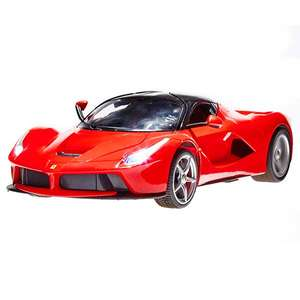 Remote Controlled Ferrari LaFerrari - 1:14 Scale was £61.80 now £23.99 @ Euro Car Parts
