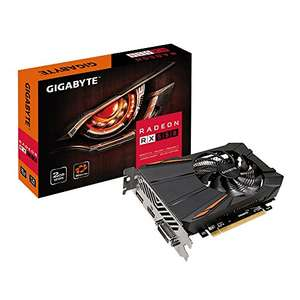 Gigabyte AMD GV-RX550 D5 2GB Graphics Card  £64.02 Amazon (Prime Only Deal)