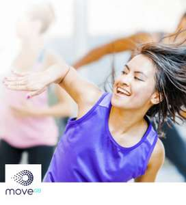 Free MoveGb Workout Wednesdays - Gym @ O2 priority