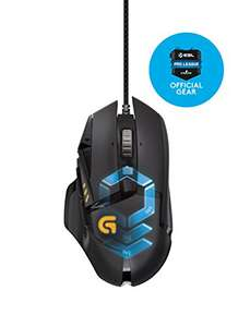 Logitech 910-004617 G502 G-Series Proteus Spectrum RGB Tunable Gaming Mouse was £59.89 now £49.99 @ Amazon