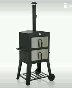 Wilko Pizza Oven and BBQ Grill Smoker £35 instore - Epsom and Crawley