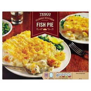 Tesco - Misprice Meal Deal on 800g Fish and Cottage Pies.