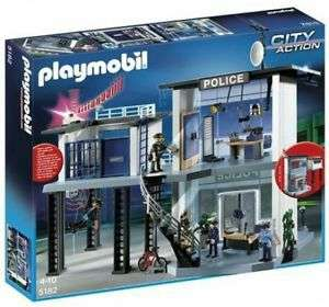 Playmobil city action police station with alam £44 @ Amazon