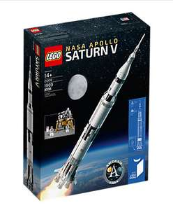 NASA Apollo Saturn V £109.99 @ Lego