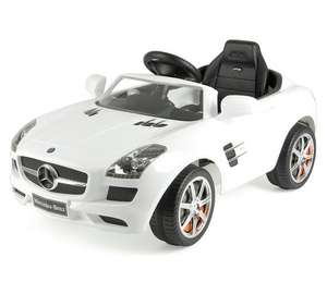 Toyrific Mercedes-Benz SLS 6V Electric Ride On £93 (using code) @ Tesco Direct