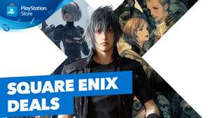 PS4 Square Enix Promotion (until 27th September) e.g FINAL FANTASY XII THE ZODIAC AGE £26.99