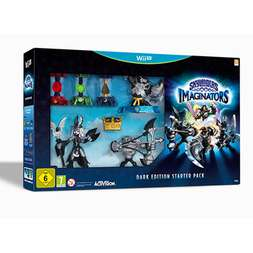 Skylanders Imaginators - Dark Edition Starter Pack (Wii U) £25 Delivered @ Game
