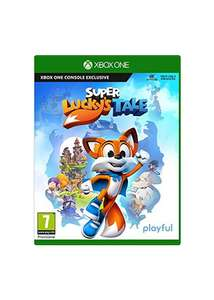 Super Lucky's Tale - Xbox One £48 - Tesco Direct