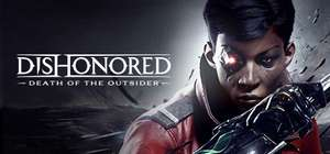 Dishonored: Death of the Outsider £13 with Prime Xbox one + Ps4 @ Amazon