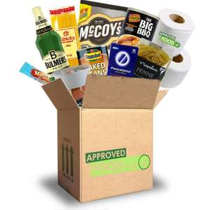 University survival pack (Was £12.50) at Approved Foods for £5.99 (£5.99 delivery)