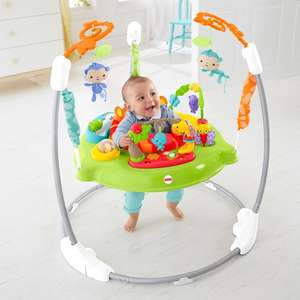 Fisher-Price Roaring Rainforest Jumperoo £59.99 	smyths toys