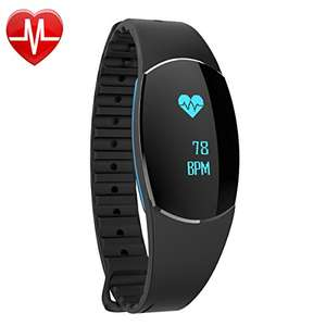 GanRiver  Fitness tracker smart watch £29.99 Sold by GanRiver and Fulfilled by Amazon