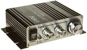 LEPY 2024A Plus Amplifier - £16 (Prime) £20.99 (Non Prime) @ Sold by Treasure Nova and Fulfilled by Amazon