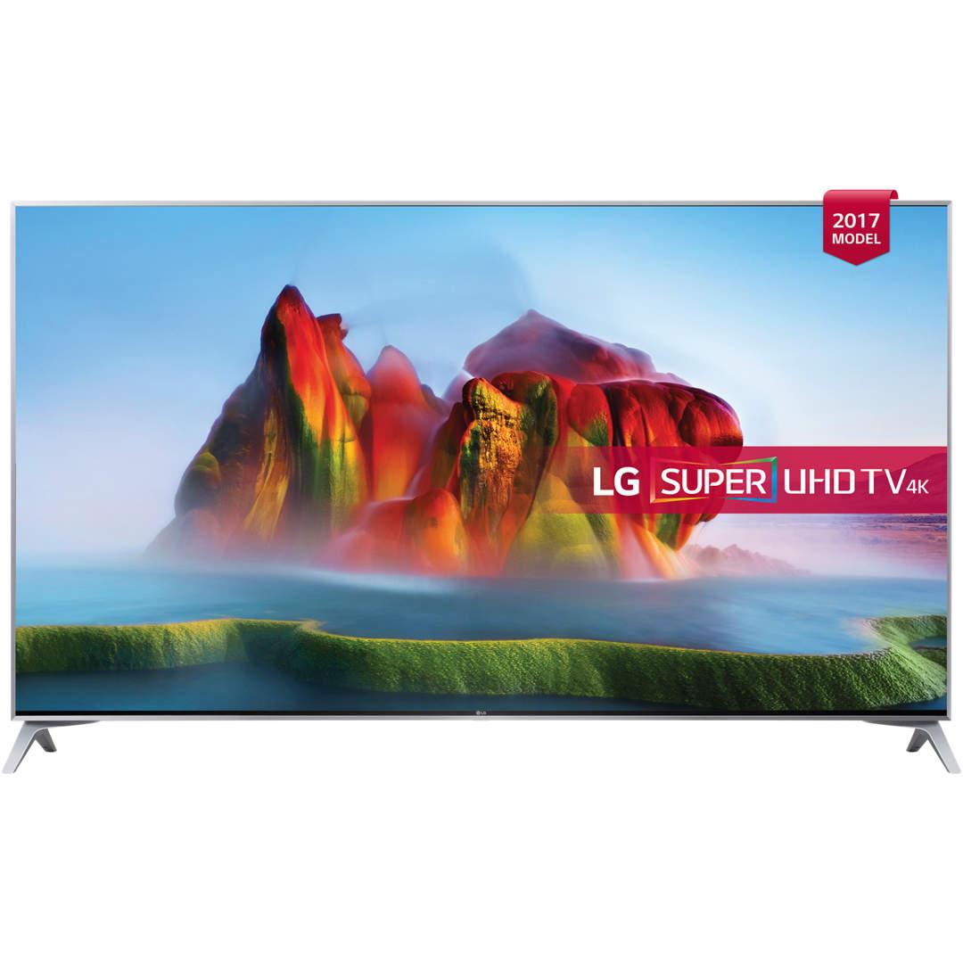 "LG 49SJ800V 49"" 4K 10-bit HDR £749 + 5 year guarantee + 6 months Netflix - £749 @ John Lewis"
