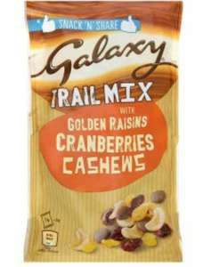 Bounty Trail Mix  or Galaxy Trail Mix bags  150g for £2 @ Waitrose (was £2.99)