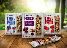 Jordans Frusli Cereal Bars (6 x 30g) were £2.00 now £1.00 @ Sainsburys - Red Berries - Blueberries - Raisin & Hazelnut - Juicy Apples & Sultanas - Cranberries & Apple