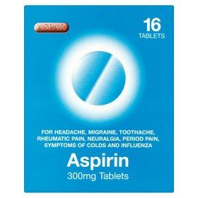 MISPRICE @ Asda - aspirin scanning @ 17p instore