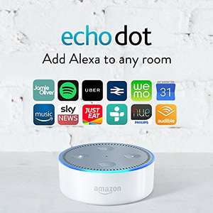 Amazon Echo Dot - £34.99 for students (With NUS card and amazon student account)