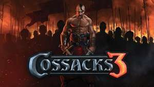 61% off Cossacks 3 (Steam) £5.90 @ Gamersgate