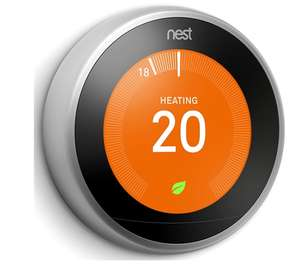 Nest Learning Thermostat, 3rd Generation £132.50 - CEX
