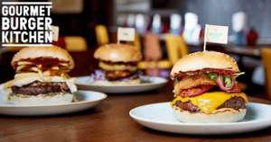 GBK Burgers, Better Together and now 2 for £12