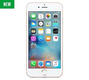 Sim Free Apple iPhone 6S 16GB Rose Gold Certified Pre Owned £79.95 @ Argos