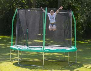 Offer stack on Trampolines + trampoline canopies @ Tesco Direct -  EG 10ft Trampoline PLUS trampoline canopies (various) £136.25 delivered