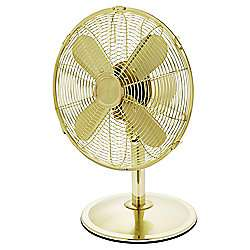 "Tesco 12"" metal desk fans. Instore only £12.50"
