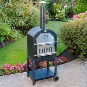 Wood Fired Pizza Oven £4.99 @ B&M