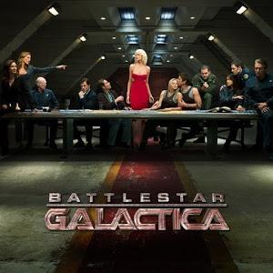 Battlestar Galactica HD full series on Google Play for £19.99